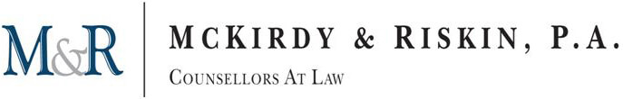 McKirdy & Riskin, P.A. New Jersey Property Rights Attorneys
